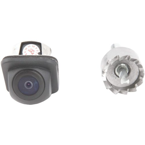 1 - 170° Embedded Style Flush Mount CMOS Color Camera with Parking Guide Lines, 170° embedded style CMOS color camera, Embedded style allows the camera to be partly flush-mounted to give it a clean look once installed , SV-6818.EM.II