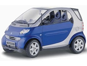 Mercedes Smart Car >> Maisto 1 18th Special Edition Mercedes Smart Car Amazon Co Uk Toys