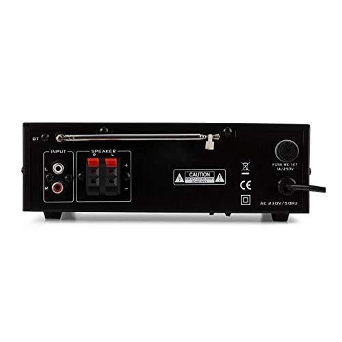 Impianto HiFi low-cost: Auna Amp4 BT