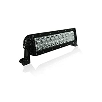 amazon com aurora 10 inch led double row off road light bar combo aurora 10 inch led double row off road light bar combo dual d 60w 4800 lumens