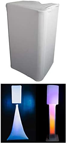 Rockville White 12 Slip Cover Scrim For JBL EON612 PA DJ Speaker / Rockville White 12 Slip Cover Scrim For JBL EON612 PA DJ Speaker