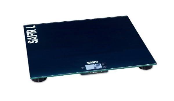 gram Báscula de cocina/almacén 35 x 30 cm carga máxima 10 kg precisión a 2 G: Amazon.es: Hogar