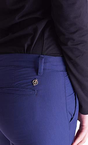 Trussardi Bleu Pantalon Femme Jeans Pantalon Trussardi Bleu Jeans Femme S87nF