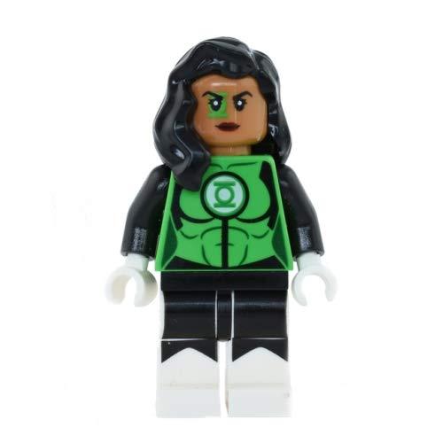 Green Lantern Lego, DC Super Heroes Jessica Cruz Minifigure Set #30617