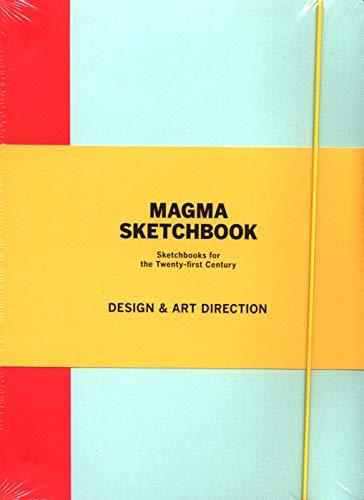 Magma Sketchbook: Design & Art Direction Novelty Book – October 5, 2011