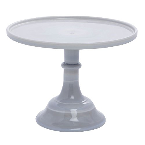 Marble Pressed Glass (Mosser Glass Cake Stand - 10
