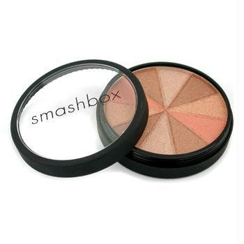 Glow Brush Silk (Smashbox Fusion Soft Lights, Baked Starburst, 0.27 Ounce)