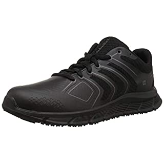 Shoes for Crews Course, Womens, Black, Size 8