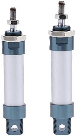H HILABEE MAL16 シリーズ 空気圧 空気シリンダー エアシリンダー シングル ロッド 複動 75mm/ 50mm