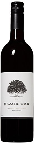 2014 Black Oak California Cabernet Sauvignon Red Wine 750 ml