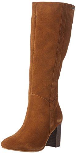 Pepe Jeans Dylan Boot, Botines para Mujer Braun (Nut Brown877)