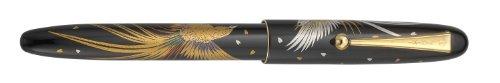 (Pilot Namiki Nippon Art Collection Fountain Pen, Golden Pheasant Design, Fine Nib (60407))
