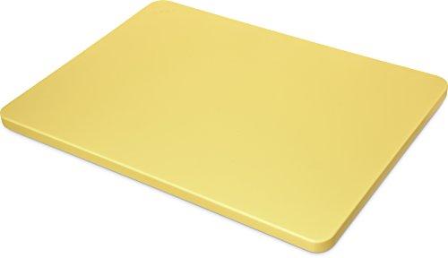 (Carlisle 1288704 Sparta Spectrum Color Cutting Board, 15