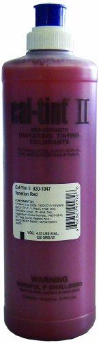 Chromaflo 830-1047 Cal-Tint II 16-Ounce Colorants, Venetian Red