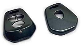 Ormax Remote Key Cover for Porsche 996//986 Three-Button Remote Key Gloss Grey