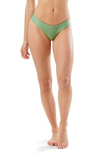 Speedo Women's Piper Bottom Bikini, Palm, Medium ()