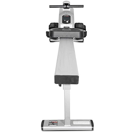 Titan Adjustable Magnetic Resistance Rowing Machine w/LCD Screen Rower Folds Up & Saves Space by TITAN FITNESS (Image #4)