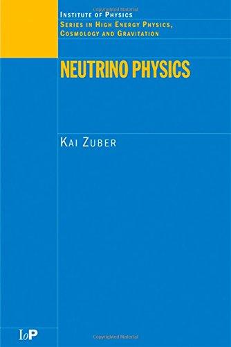 Neutrino Physics (Series in High Energy Physics, Cosmology and Gravitation)