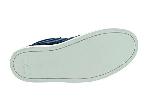 Nike Jordan Westbrook 0, Chaussures de Sport Homme, Taille Bleu / Blanc / Noir (Bleu Marine Minuit / Blanc - Noir - Marron Clair)
