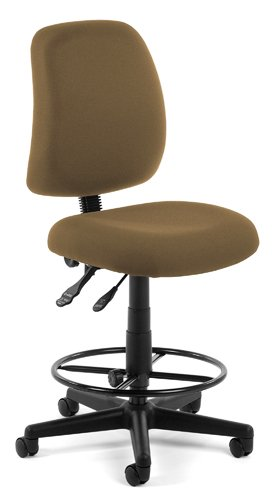 OFM 118-2-DK-806 Posture Series Task Chair with Drafting Kit