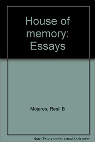 house of memory essays resil b mojares  house of memory essays resil b mojares 9789712706097 com books