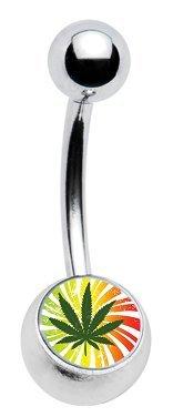 marijuana-pot-leaf-rasta-swirl-green-yellow-red-classic-style-sexy-belly-navel-ring-14g-7-16-length