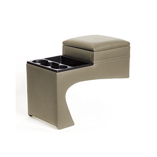 Texas Saddlebags Chevy/GMC Pickup and Suburban Bench Console, Taupe (10214)