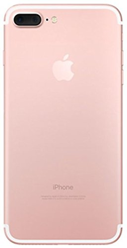 (Metal Battery Back Rear Cover Housing for iPhone 7 Plus - Rose Gold)