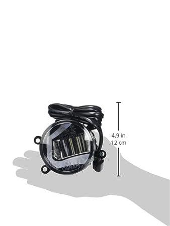 suitable for 12 V LED fog light with daylight running light functionality 24 V on-board power supply systems folding carton box LEDFOG101 OSRAM LEDriving FOG OEM technology 1 pair