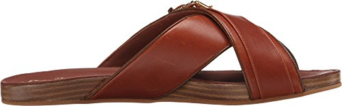 Sandal Baker Tan Lapham Ted Leather Women''s Slide q0wAaTI