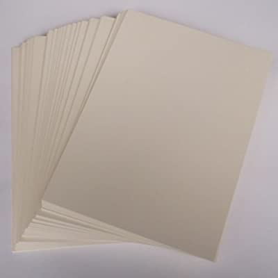 Cream Hammer A4 Quality 240gsm Card Stock select pack size FREE Postage