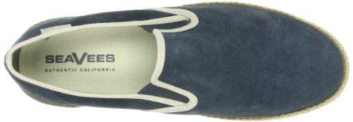 Seavees Mens 02/64 Baja Low-top In Camoscio Blu Scuro