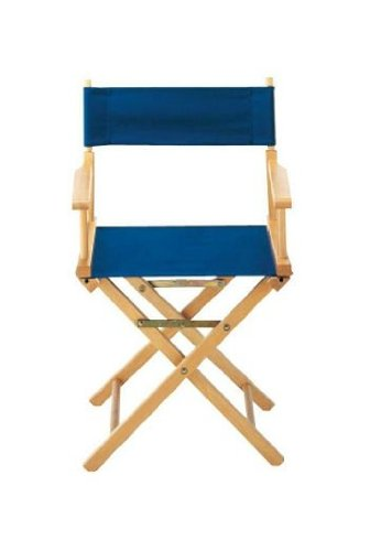 Casual Home Director Chair Replacement Canvas, Navy Blue by Casual Home