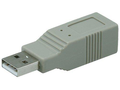 Monoprice 363 USB 2.0 A Male/B Female Adaptor