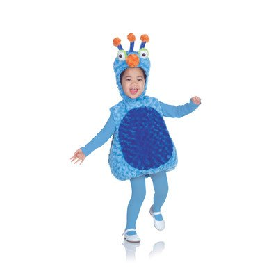 Under (Blue Monster Costumes Toddler)