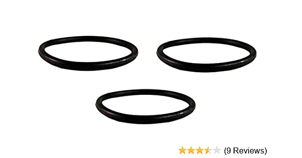 Eureka Sanitaire Cleaner Type RD Round Heavy Duty Belts 52100 30563 6 Belts