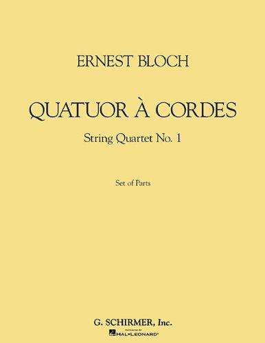 Quatuor a Cordes (String Quartet): Set of Parts