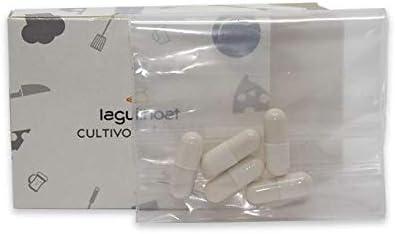 Cocinista Fermentos mesófilos y termófilos para Queso - 5 cápsulas