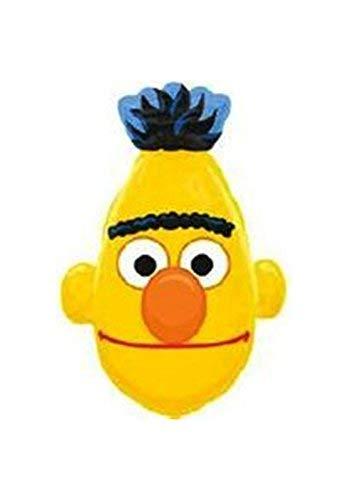Amazoncom Grabo 31 Inch Sesame Street Bert Head Shaped Foil