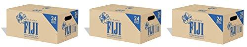 FIJI Natural Artesian Water, 16.9 Fl Oz (3 Pack of 24) by FIJI Water