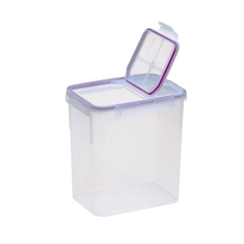 Clear Snap Top - Snapware Airtight 23-Cup Rectangular Food Storage Container with Fliptop Lid