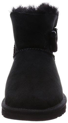 Ugg Australia Vrouwen Jackee, Zwart Zwart