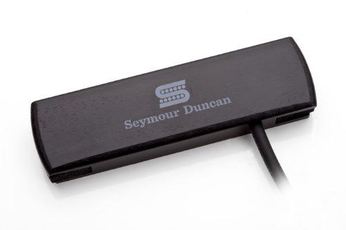 Sc Single Coil (Seymour Duncan Woody SC SA-3SC Single Coil Acoustic Soundhole Pickup - Black)