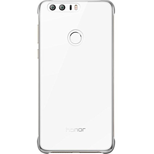 official photos e949e 0bdc0 Huawei Honor 8 Compatible Cell Phone Case - Silver
