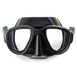 Omer Black Moon Alien Mask