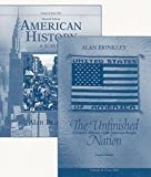 img - for Distance Learning Study Guide for The Unfinished Nation (from 1865) (V2) by INTELECOM (2004-07-23) book / textbook / text book