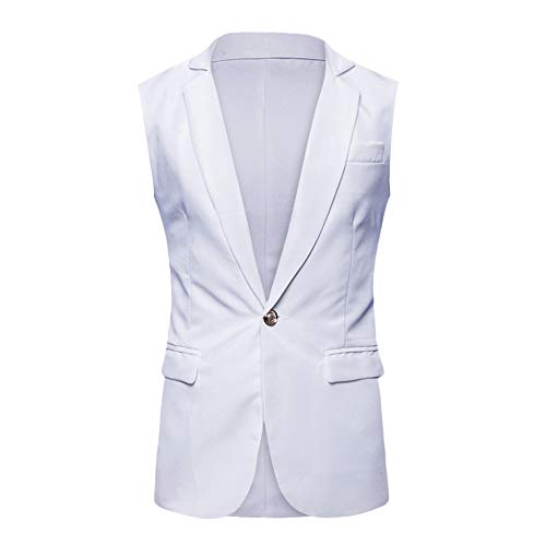 Jacket White Men's Formal Autumn Winter Tuxedo Hot Coat New PASATO Vest Top Waistcoat Bussiness Suit Rz6q4gx