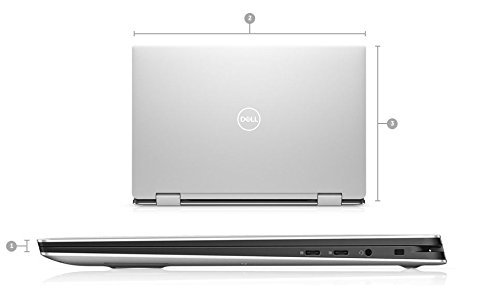 "Dell XPS 15 9575 2-in-1 15.6"" 4K UHD (3840 x 2160) InfinityEdge Touch, 8th Gen Intel Core i7-8705G, Radeon RX Vega M, 16GB, 512GB SSD, Win 10"