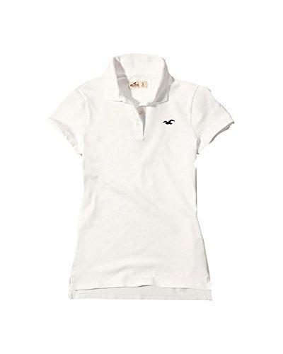 hollister-womens-slim-fit-polo-shirt-l-white