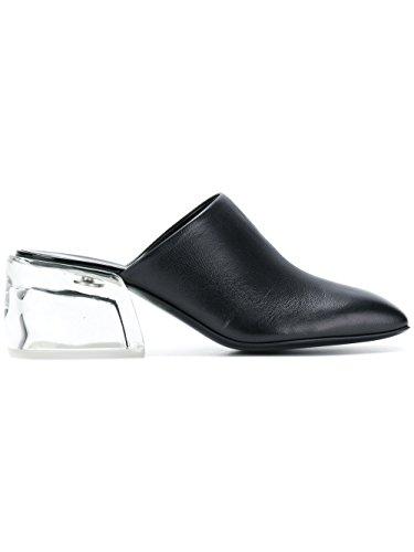 Phillip Lim 3.1 She8t470lnpba001 Dames Zwart Lederen Sandalen